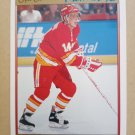 1991-92 O-Pee-Chee Premier #92 Theo Fleury Calgary Flames