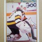 1991-92 O-Pee-Chee Premier #96 Matt DelGuidice Boston Bruins