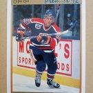 1991-92 O-Pee-Chee Premier #104 Vincent Damphousse Edmonton Oilers