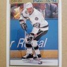 1991-92 O-Pee-Chee Premier #125 Charlie Huddy Los Angeles Kings