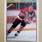 1991-92 O-Pee-Chee Premier #131 Dirk Graham Chicago Blackhawks