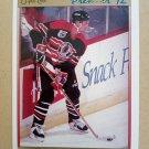 1991-92 O-Pee-Chee Premier #136 Steve Smith Chicago Blackhawks