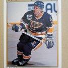 1991-92 O-Pee-Chee Premier #138 Nelson Emerson St. Louis Blues