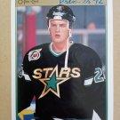 1991-92 O-Pee-Chee Premier #143 Derian Hatcher Minnesota North Stars