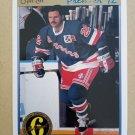 1991-92 O-Pee-Chee Premier #147 Mike Gartner New York Rangers