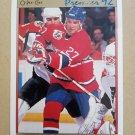 1991-92 O-Pee-Chee Premier #161 Shayne Corson Montreal Canadiens
