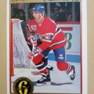 1991-92 O-Pee-Chee Premier #168 Petr Svoboda Montreal Canadiens