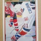 1991-92 O-Pee-Chee Premier #171 Adam Creighton New York Islanders