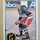1991-92 O-Pee-Chee Premier #172 James Patrick New York Rangers