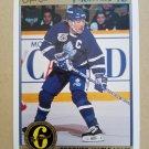 1991-92 O-Pee-Chee Premier #177 Wendel Clark Toronto Maple Leafs