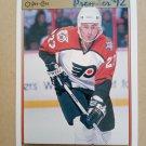 1991-92 O-Pee-Chee Premier #178 Andrei Lomakin Philadelphia Flyers