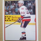 1991-92 O-Pee-Chee Premier #179 Benoit Hogue New York Islanders