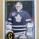 1991-92 O-Pee-Chee Premier #191 Grant Fuhr Toronto Maple Leafs