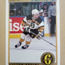1991-92 O-Pee-Chee Premier #192 Ray Bourque Boston Bruins