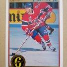 1991-92 O-Pee-Chee Premier #194 Russ Courtnall Montreal Canadiens