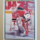 1991-92 O-Pee-Chee Premier #197 Chris Terreri New Jersey Devils