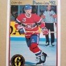 1991-92 O-Pee-Chee Premier #145 Kirk Muller Montreal Canadiens