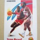 1991-92 SkyBox #104 Vernon Maxwell Houston Rockets