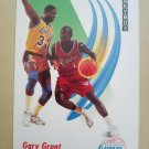 1991-92 SkyBox #124 Gary Grant Los Angeles Clippers
