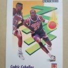 1991-92 SkyBox #222 Cedric Ceballos Phoenix Suns