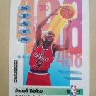 1991-92 SkyBox #304 Darrell Walker Washington Bullets
