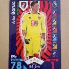 2016-17 Topps Match Attax Premier League #2 Artur Boruc AFC Bournemouth