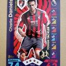 2016-17 Topps Match Attax Premier League #3 Charlie Daniels TT AFC Bournemouth