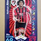 2016-17 Topps Match Attax Premier League #5 Nathan Ake AFC Bournemouth