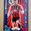 2016-17 Topps Match Attax Premier League #8 Jack Wilshere AFC Bournemouth