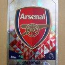 2016-17 Topps Match Attax Premier League #19 Club Badge Arsenal