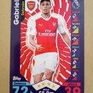 2016-17 Topps Match Attax Premier League #26 Gabriel Arsenal