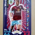 2016-17 Topps Match Attax Premier League #42 Stephen Ward Burnley