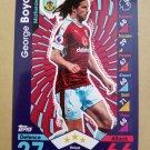 2016-17 Topps Match Attax Premier League #50 George Boyd Burnley