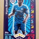 2016-17 Topps Match Attax Premier League #62 N'Golo Kante Chelsea