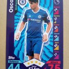 2016-17 Topps Match Attax Premier League #67 Oscar Chelsea