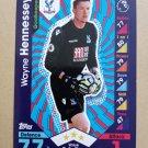 2016-17 Topps Match Attax Premier League #74 Wayne Hennessey Crystal Palace