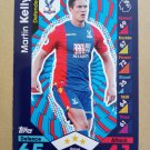 2016-17 Topps Match Attax Premier League #77 Martin Kelly Crystal Palace