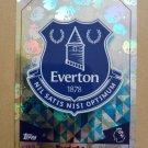2016-17 Topps Match Attax Premier League #91 Club Badge Everton
