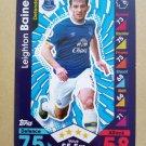 2016-17 Topps Match Attax Premier League #93 Leighton Baines Everton
