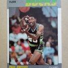 1987-88 Fleer #90 Paul Pressey Milwaukee Bucks