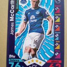 2016-17 Topps Match Attax Premier League #102 James McCarthy Everton