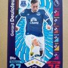 2016-17 Topps Match Attax Premier League #107 Gerard Deulofeu Everton