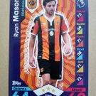 2016-17 Topps Match Attax Premier League #116 Ryan Mason Hull City