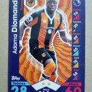 2016-17 Topps Match Attax Premier League #125 Adama Diomande Hull City