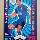 2016-17 Topps Match Attax Premier League #136 Danny Drinkwater Leicester City