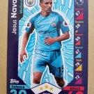 2016-17 Topps Match Attax Premier League #177 Jesus Navas Manchester City