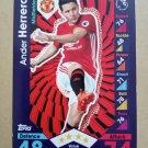 2016-17 Topps Match Attax Premier League #189 Ander Herrera Manchester United
