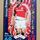 2016-17 Topps Match Attax Premier League #201 George Friend Middlesbrough