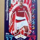 2016-17 Topps Match Attax Premier League #212 Stewart Downing Middlesbrough