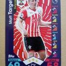 2016-17 Topps Match Attax Premier League #224 Matt Targett Southampton